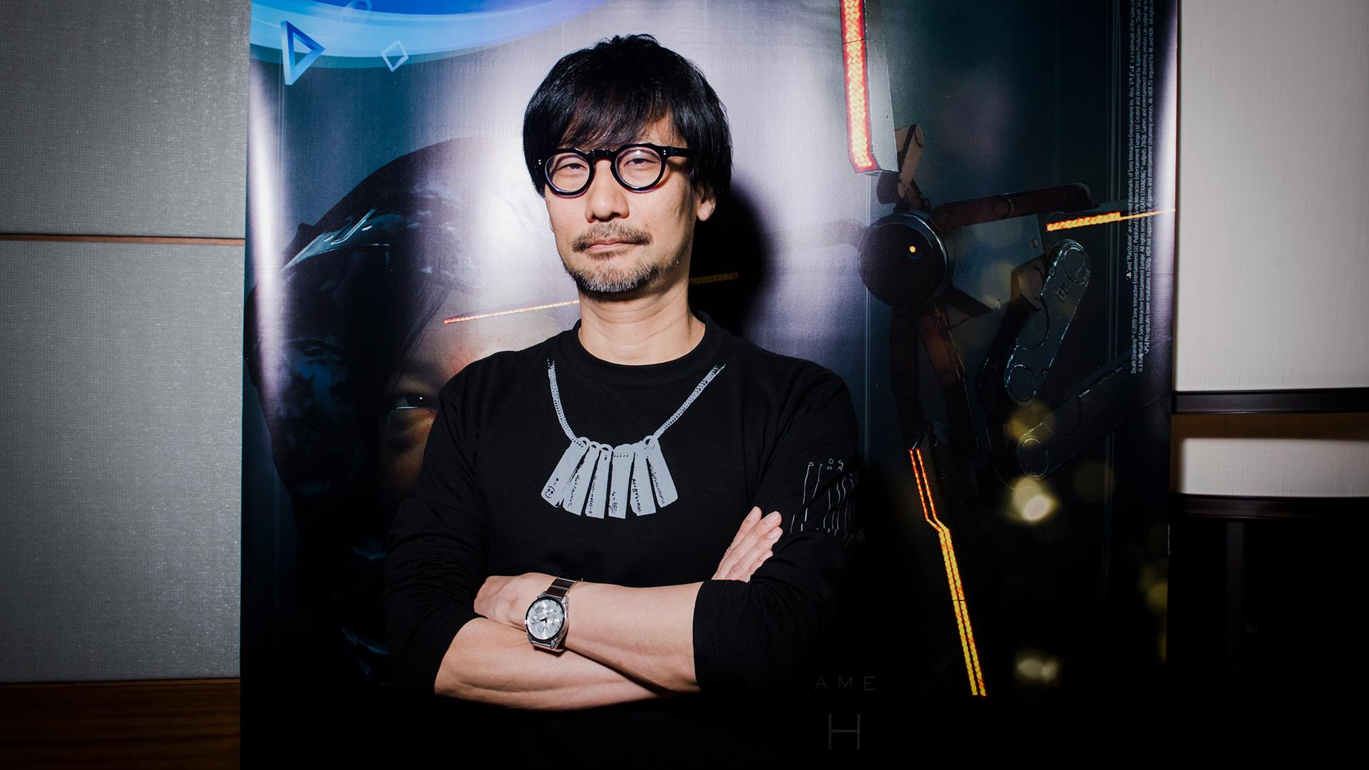У Хидео Кодзимы не срослось с неким крупным проектом