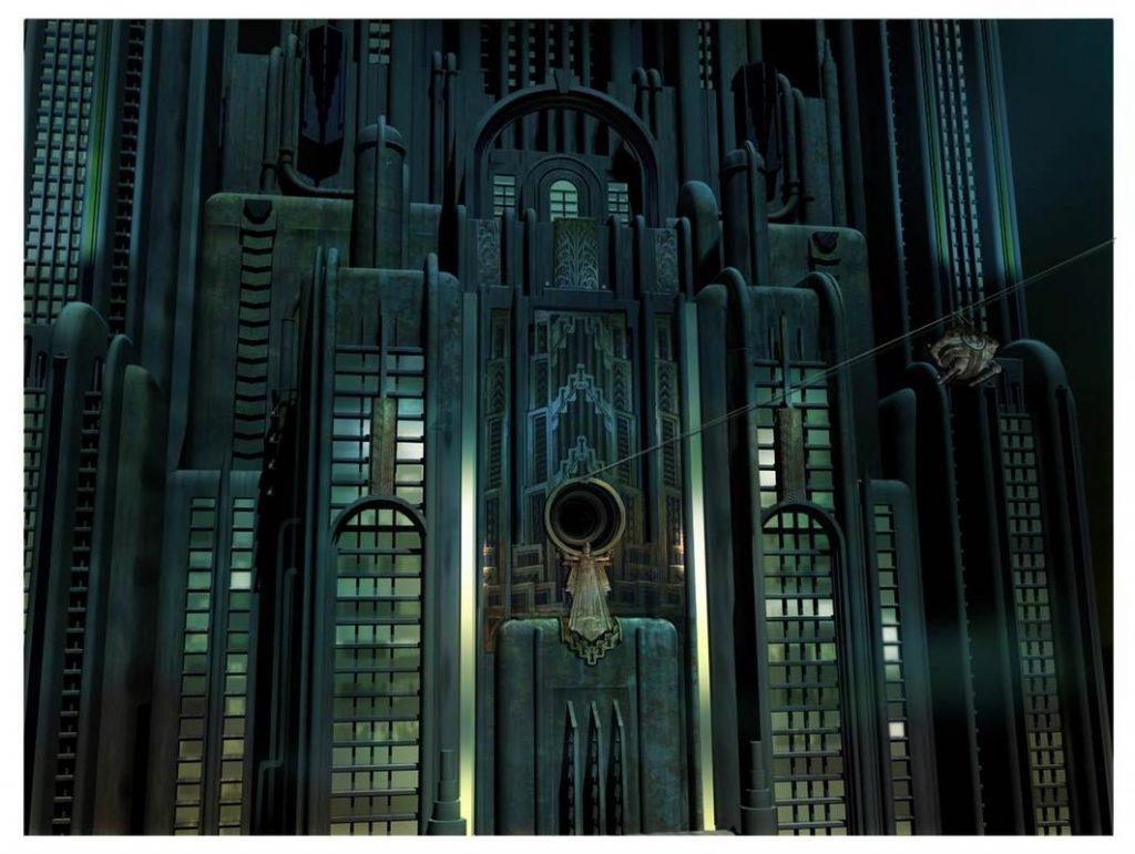 Какой могла быть несостоявшаяся экранизация BioShock 35