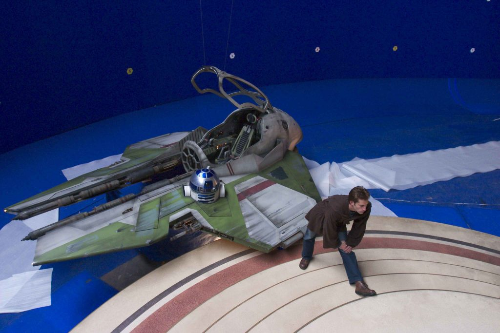 Как снимали «Месть ситхов»: прежний финал «Звёздных войн» 8