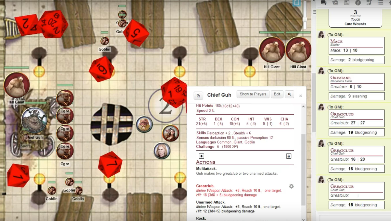 Цифровые помощники и виртуальные столы: приложения и сервисы для настольных ролевых игр