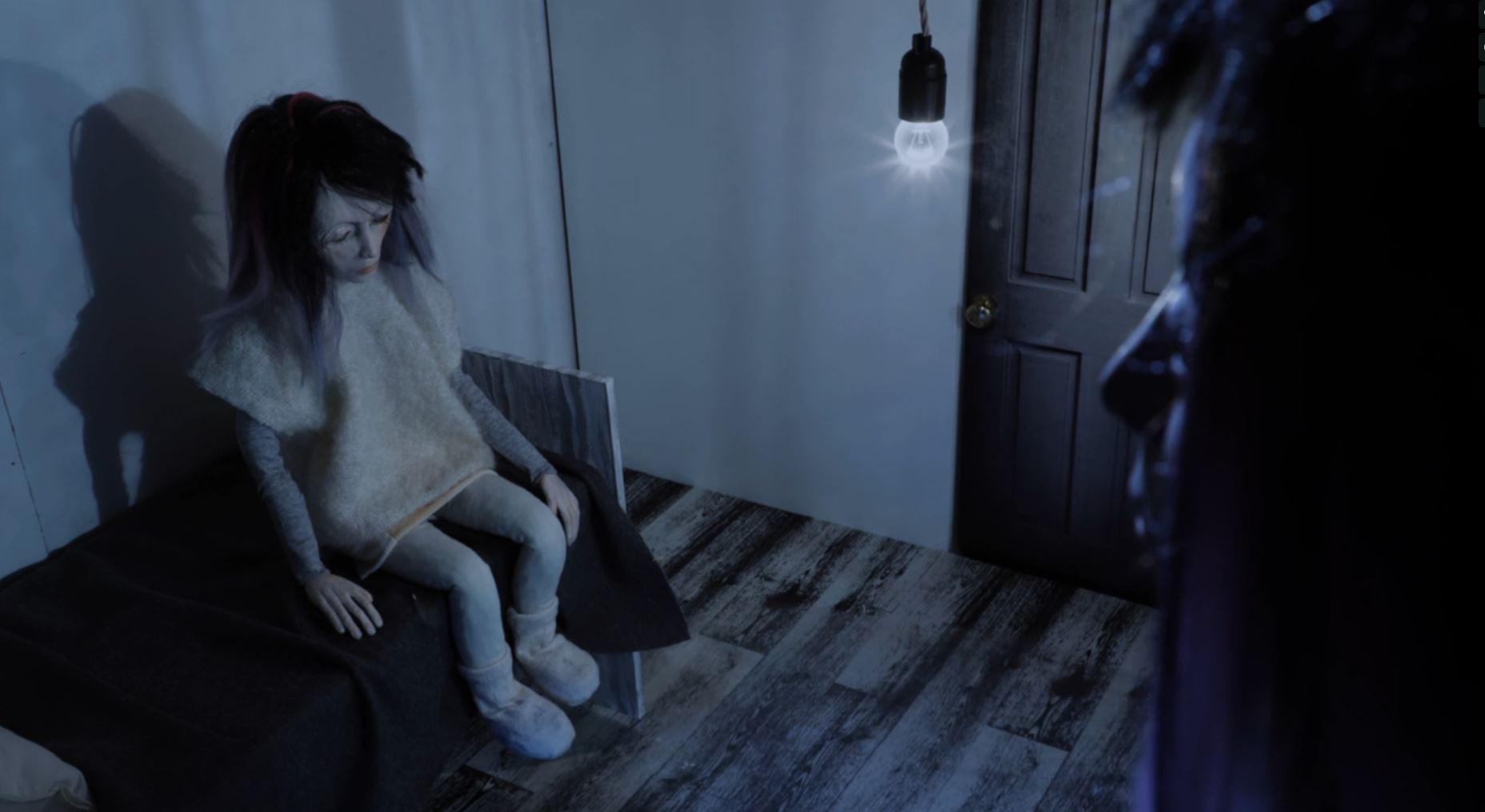 Короткометражка: Shadow Passage. Депрессивный стоп-моушен