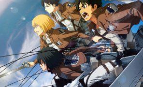 Трейлер последнего сезона аниме-сериала «Атака титанов»