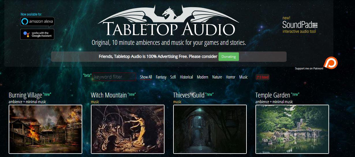 Цифровые помощники и виртуальные столы: приложения и сервисы для настольных ролевых игр 8