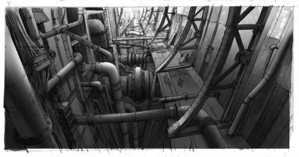 Какой могла быть несостоявшаяся экранизация BioShock 49