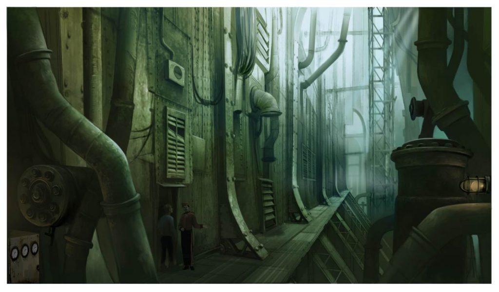 Какой могла быть несостоявшаяся экранизация BioShock 50