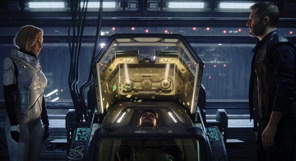 Аластер Рейнольдс «Медленные пули»: первоисточники сериала «Любовь, смерть и роботы» 1