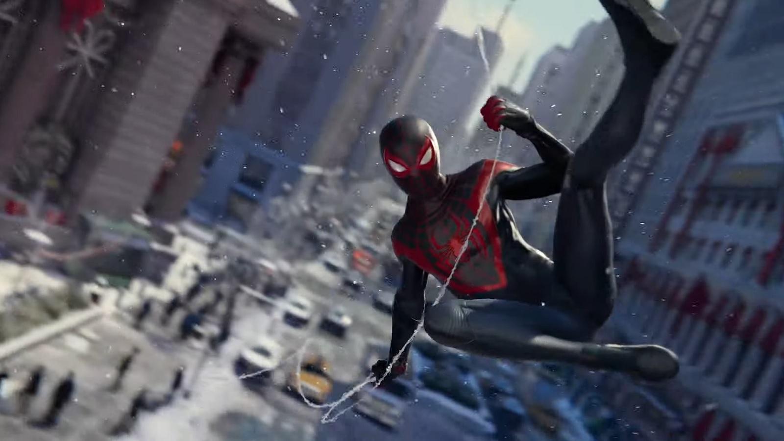 События Spider-Man: Miles Morales развернутся через год после оригинала — идругие подробности