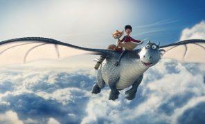Русский трейлер мультфильма «Повелитель драконов» — пороману Корнелии Функе