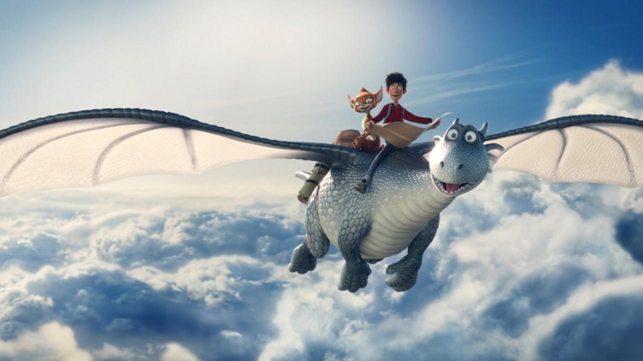 Русский трейлер мультфильма «Повелитель дракона»