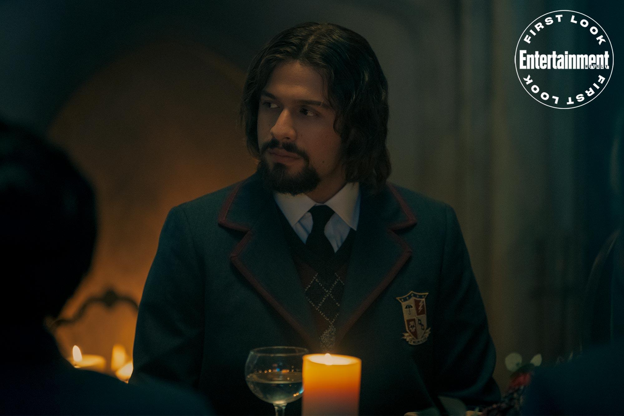 Первые кадры второго сезона «Академии Амбрелла» 9