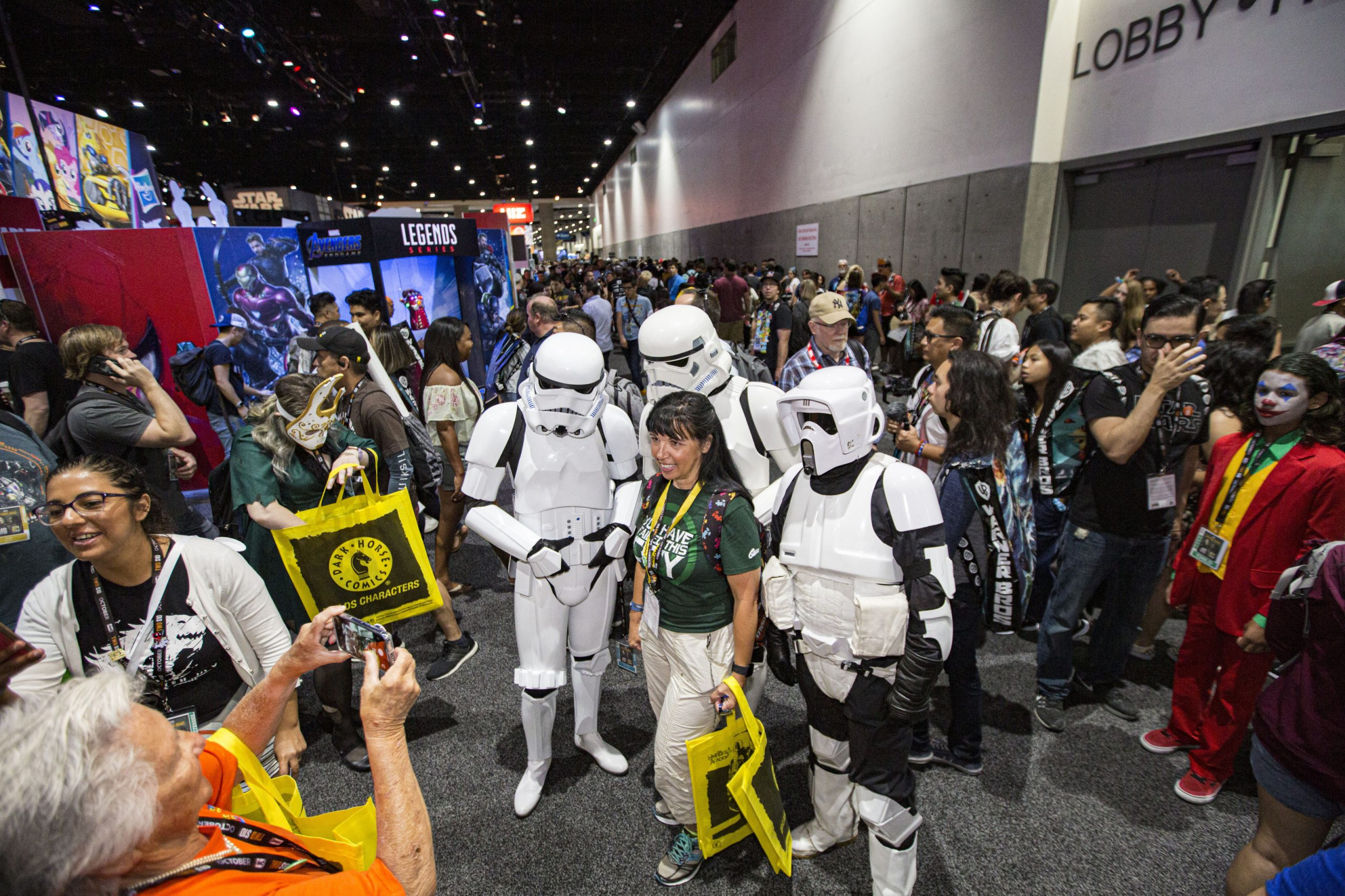 Comic Con проведёт онлайн-фестиваль — сактивностями и выставкой