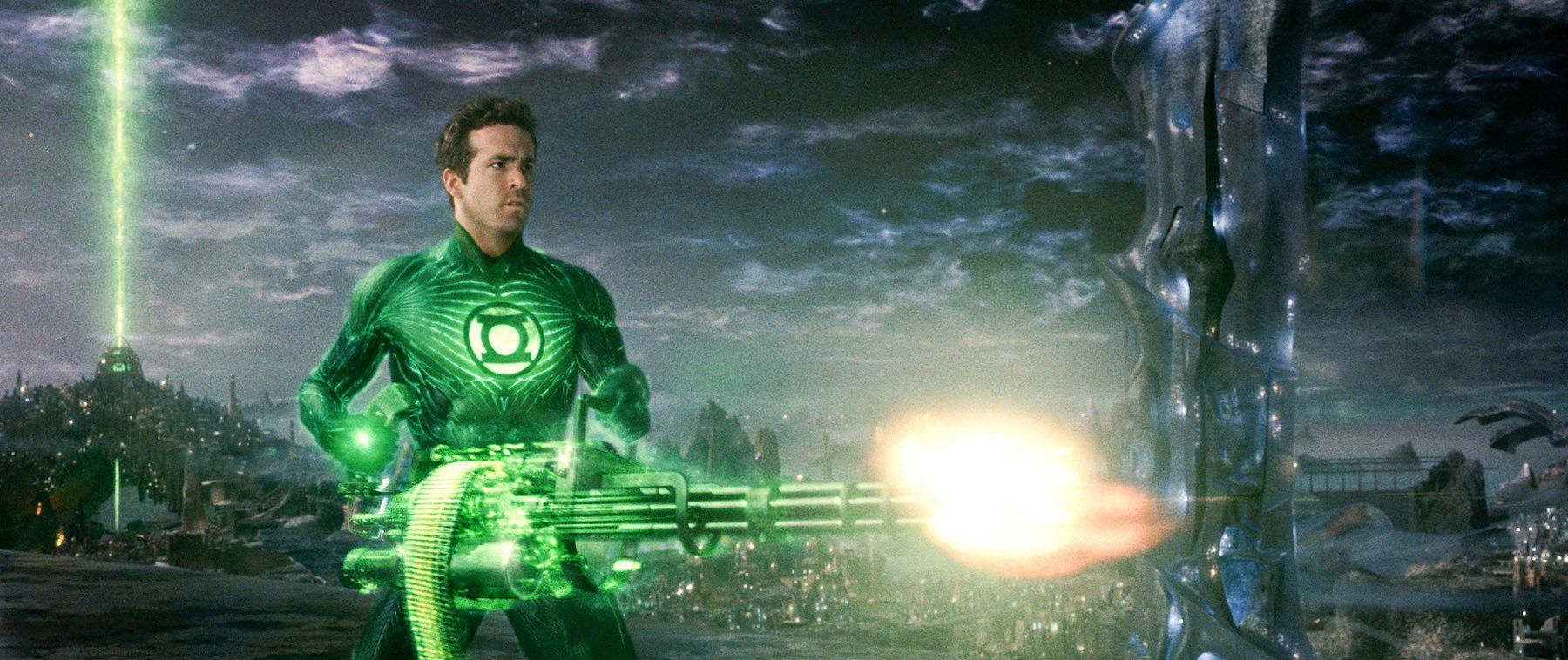 Слух: в «Лиге справедливости» Снайдера может появиться Зелёный фонарь Райана Рейнольдса