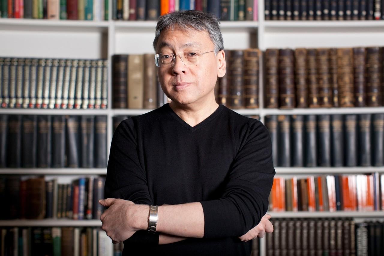 Лауреат Нобелевской премии Кадзуо Исигуро