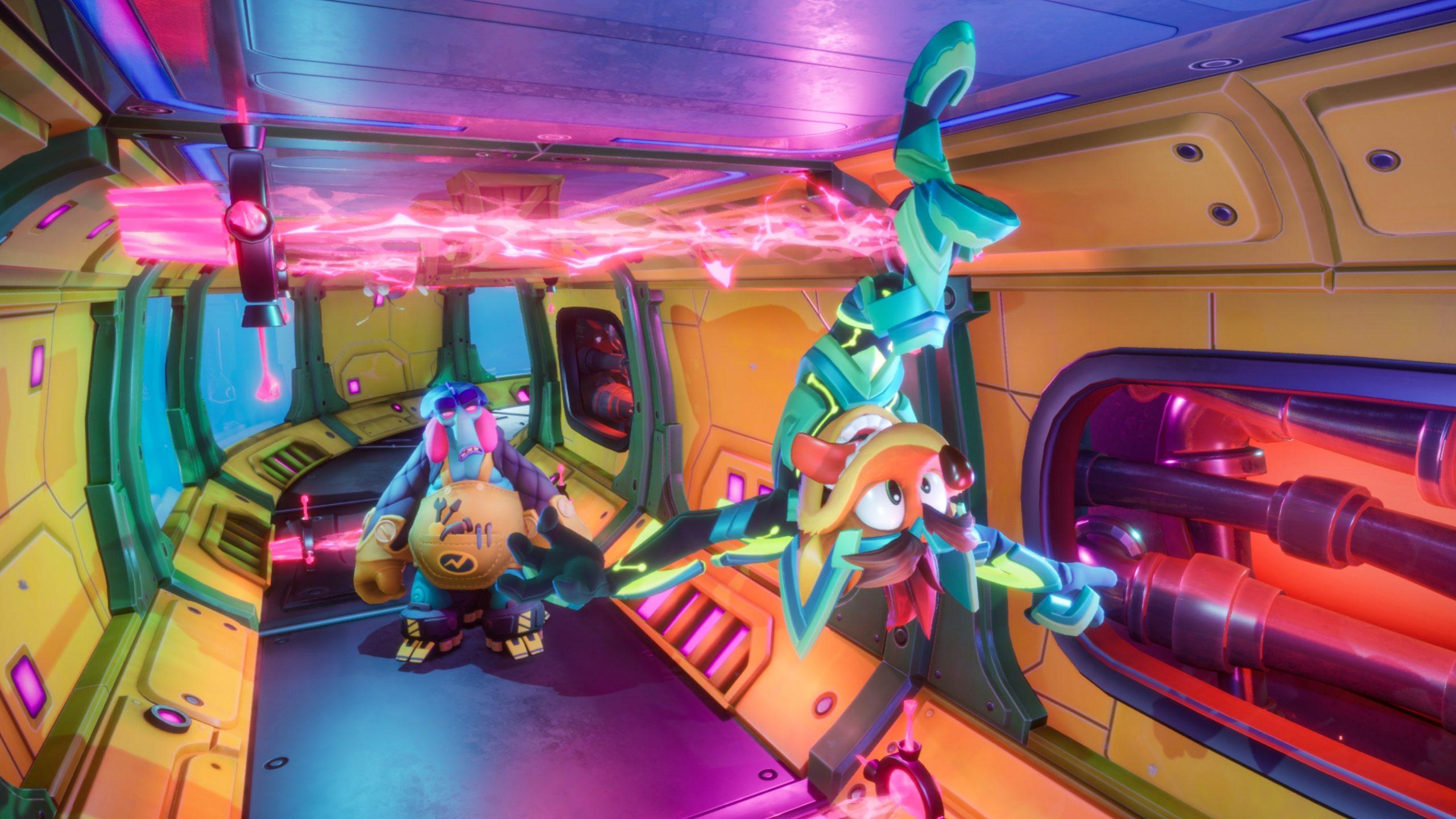 Трейлер Crash Bandicoot 4: It's About Time — игра выйдет 2 октября 5