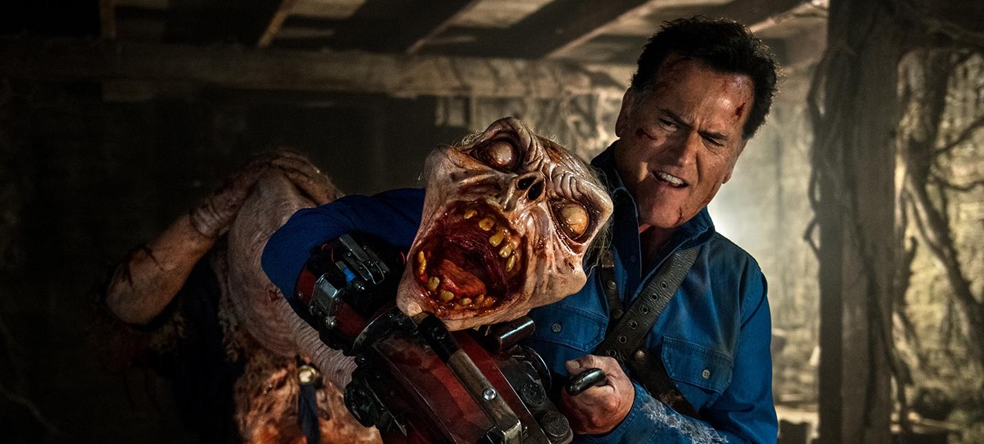 Брюс Кэмпбелл рассказал оподготовке новой части «Зловещих мертвецов»