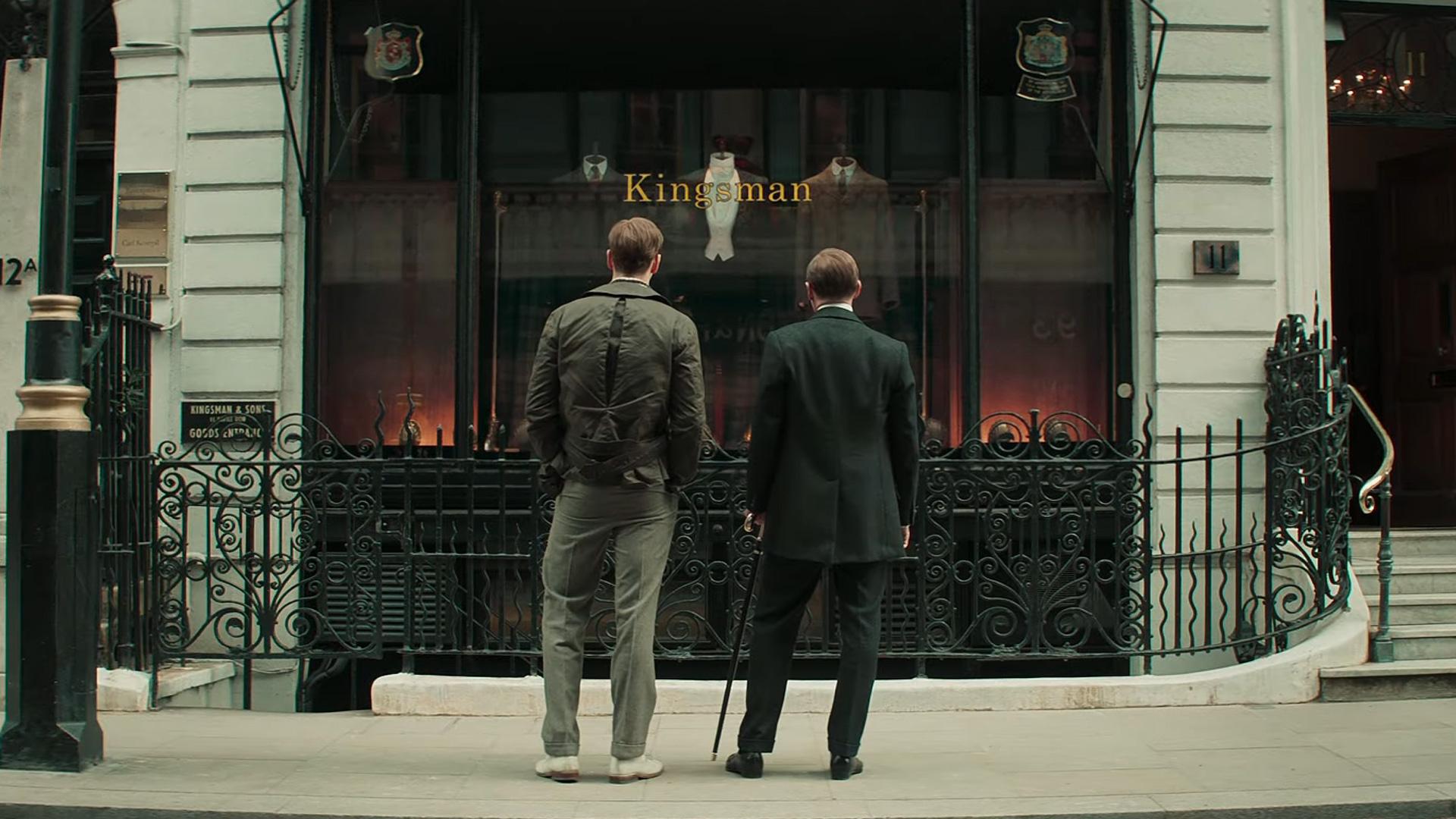 «Пора подлить масло в огонь революции» — трейлер «King's Man: Начало»