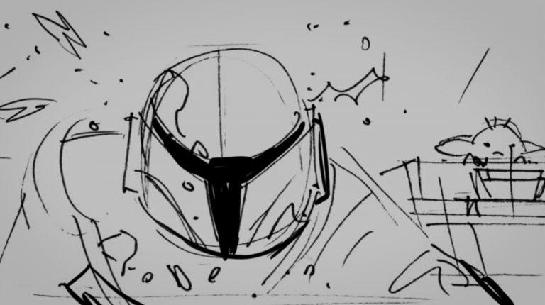 Режиссеры «Мандалорца» создали анимированные версии каждого эпизода 4