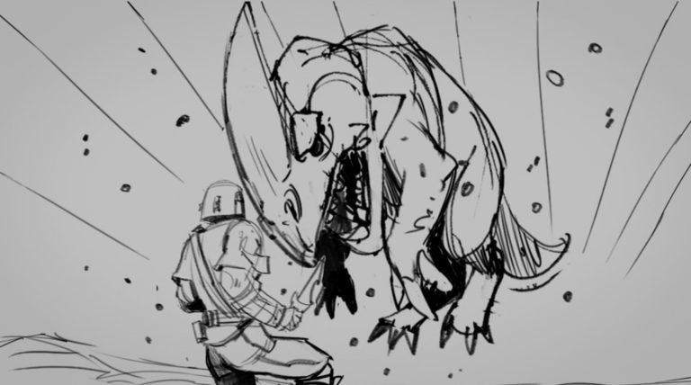 Режиссеры «Мандалорца» создали анимированные версии каждого эпизода 6