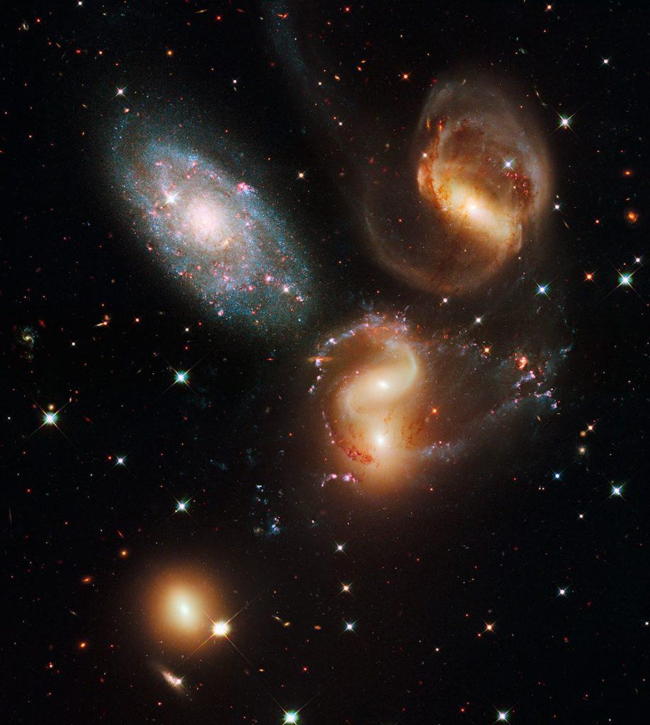 Галактики: какие бывают виды 27