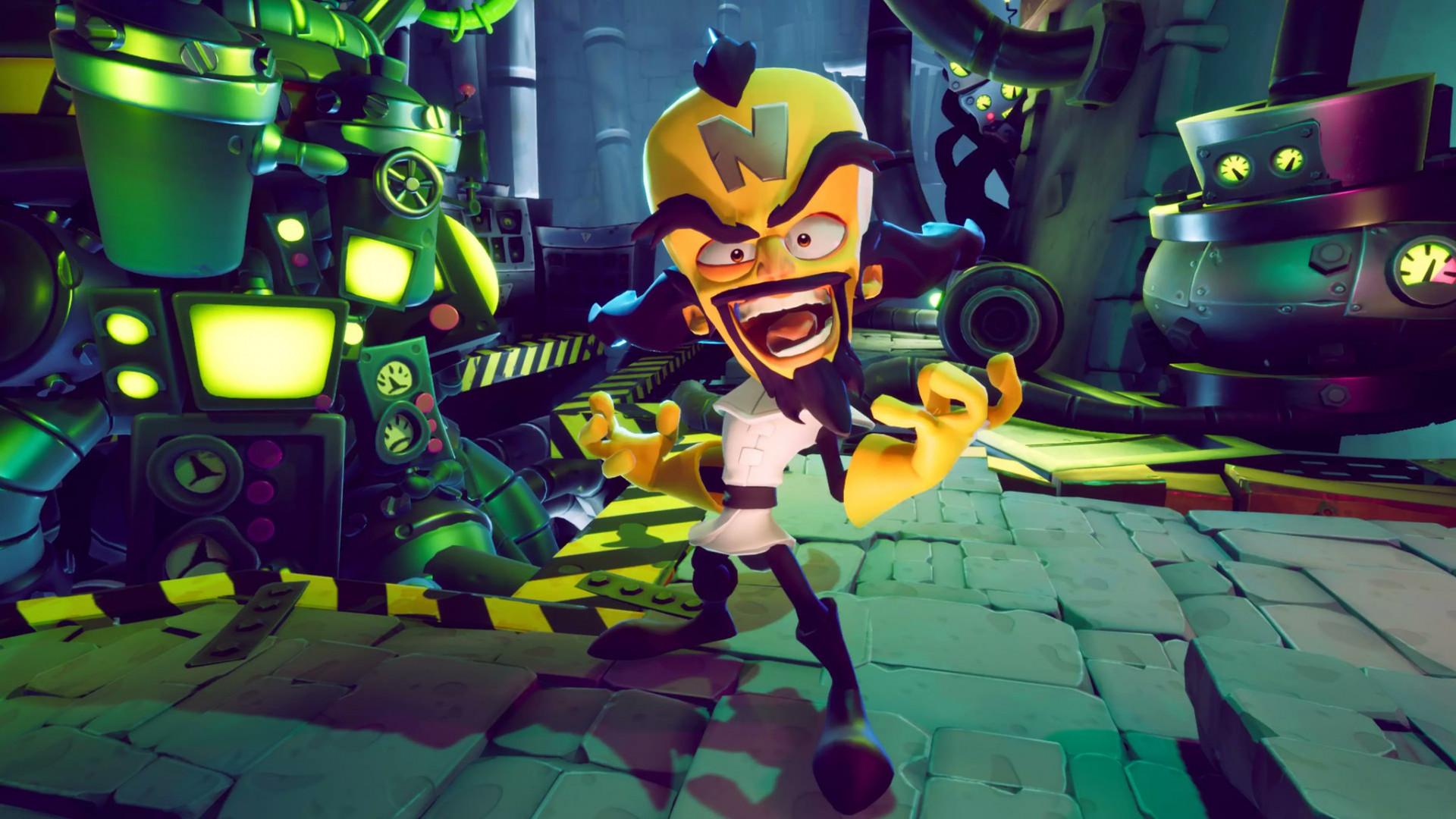 Трейлер Crash Bandicoot 4: It's About Time — игра выйдет 2 октября 1