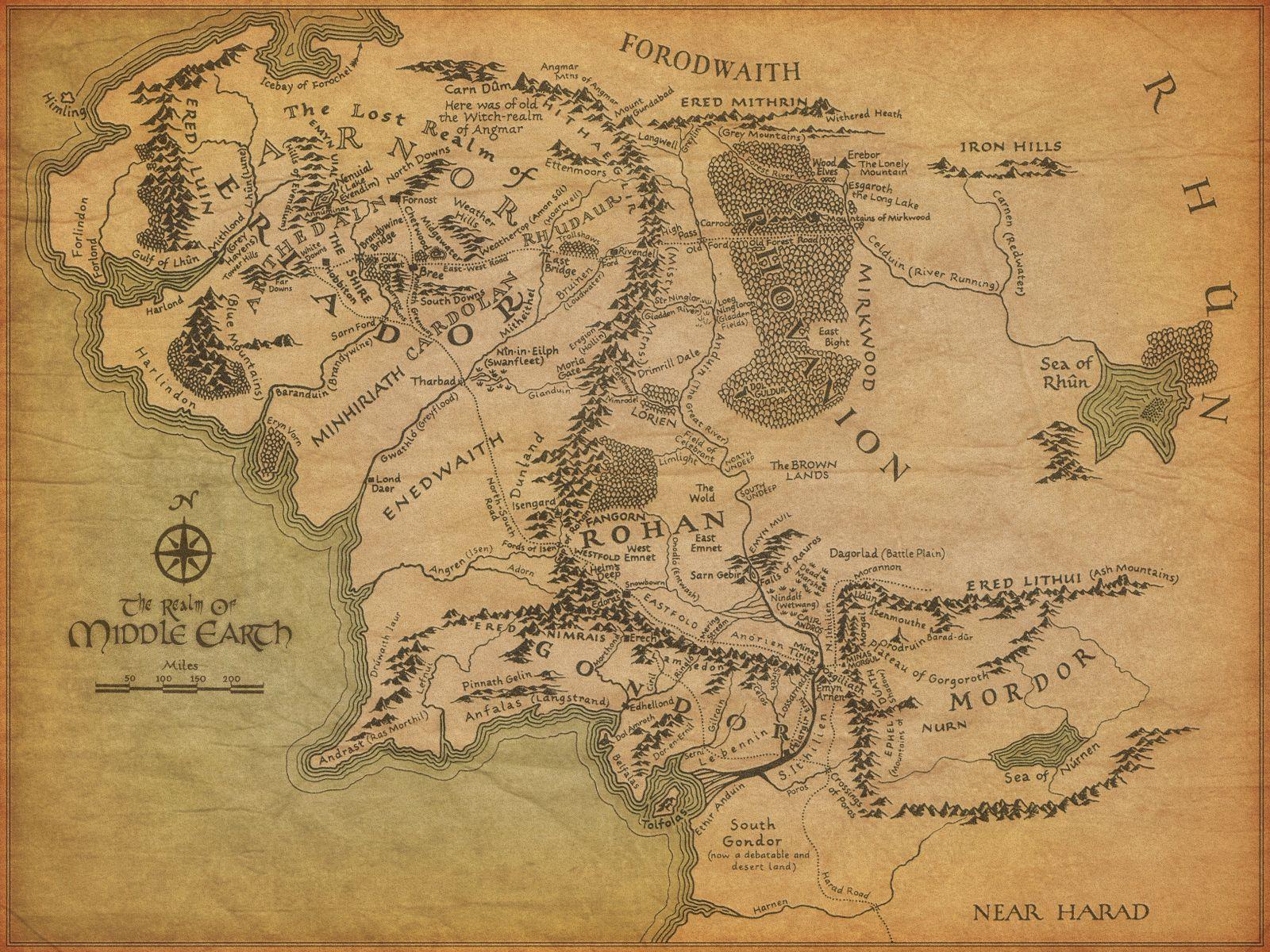 Утечка: издатель Houghton Mifflin выпустит в мае 2021-го новую книгу Толкина