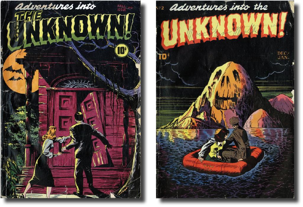 Хоррор-антологии комиксов: от классических монстров к их переосмыслению 2
