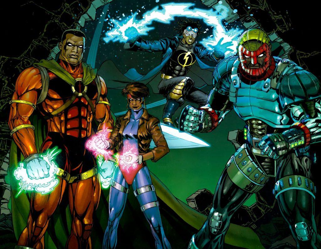 Афрофутуризм: краткая история самого «чёрного» жанра фантастики