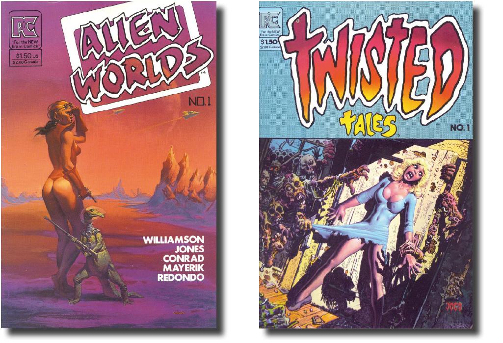 Хоррор-антологии комиксов: от классических монстров к их переосмыслению 6