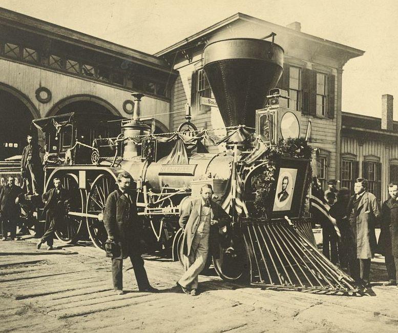 Поезда-призраки: настоящие легенды 1