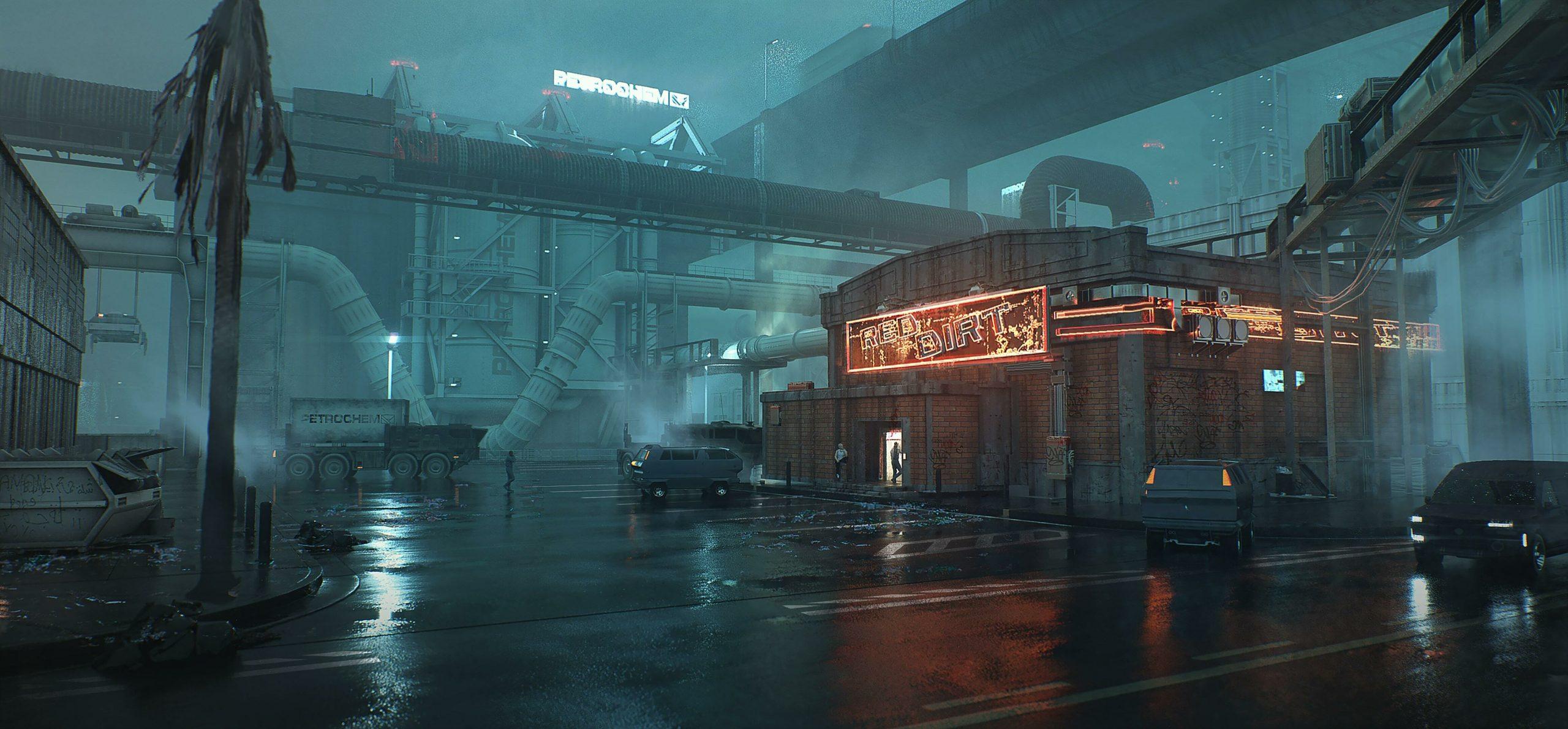 Трейлер, геймплей ианиме отTrigger — что показали напрезентации Cyberpunk 2077? 21