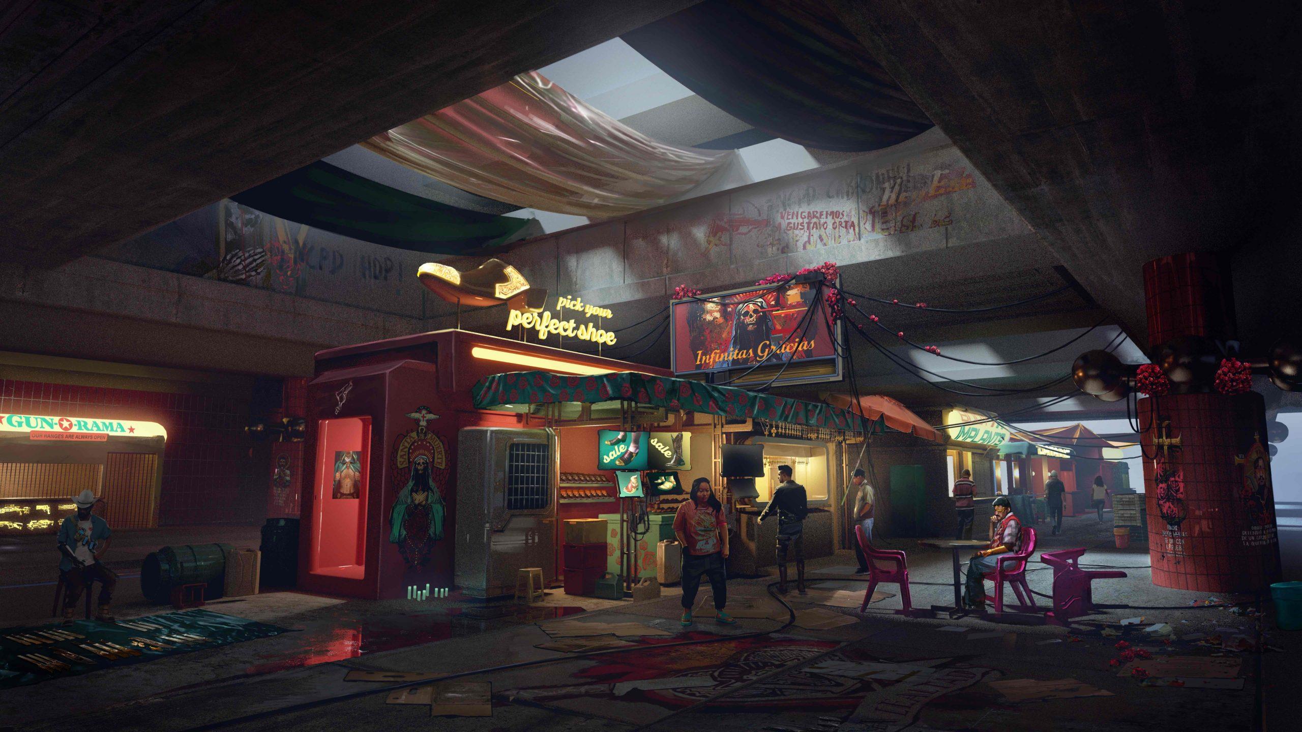 Трейлер, геймплей ианиме отTrigger — что показали напрезентации Cyberpunk 2077? 23