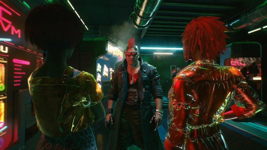Трейлер, геймплей ианиме отTrigger — что показали напрезентации Cyberpunk 2077? 10