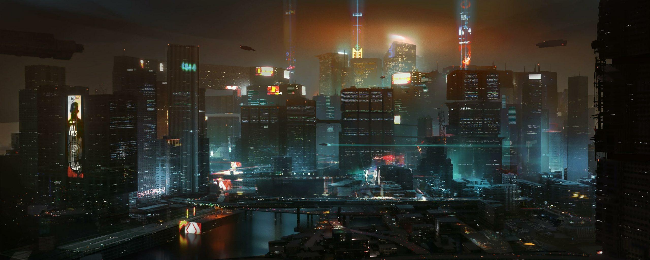 Трейлер, геймплей ианиме отTrigger — что показали напрезентации Cyberpunk 2077? 13
