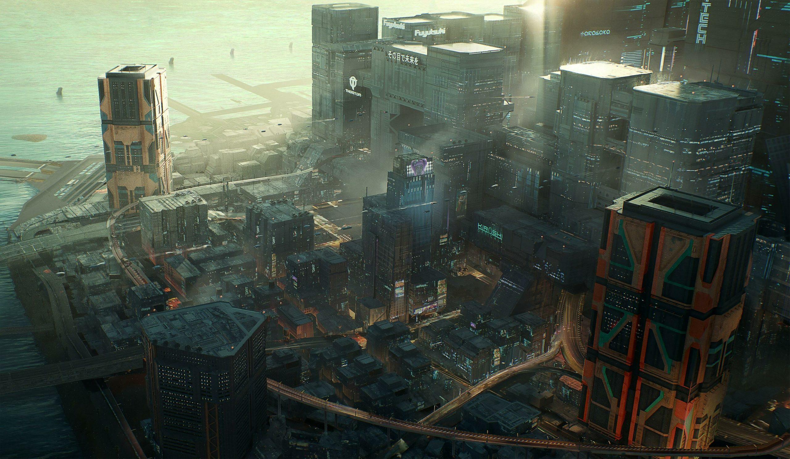 Трейлер, геймплей ианиме отTrigger — что показали напрезентации Cyberpunk 2077? 14