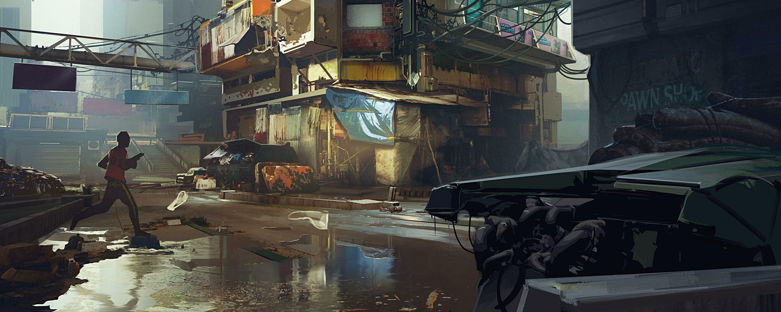 Трейлер, геймплей ианиме отTrigger — что показали напрезентации Cyberpunk 2077? 15