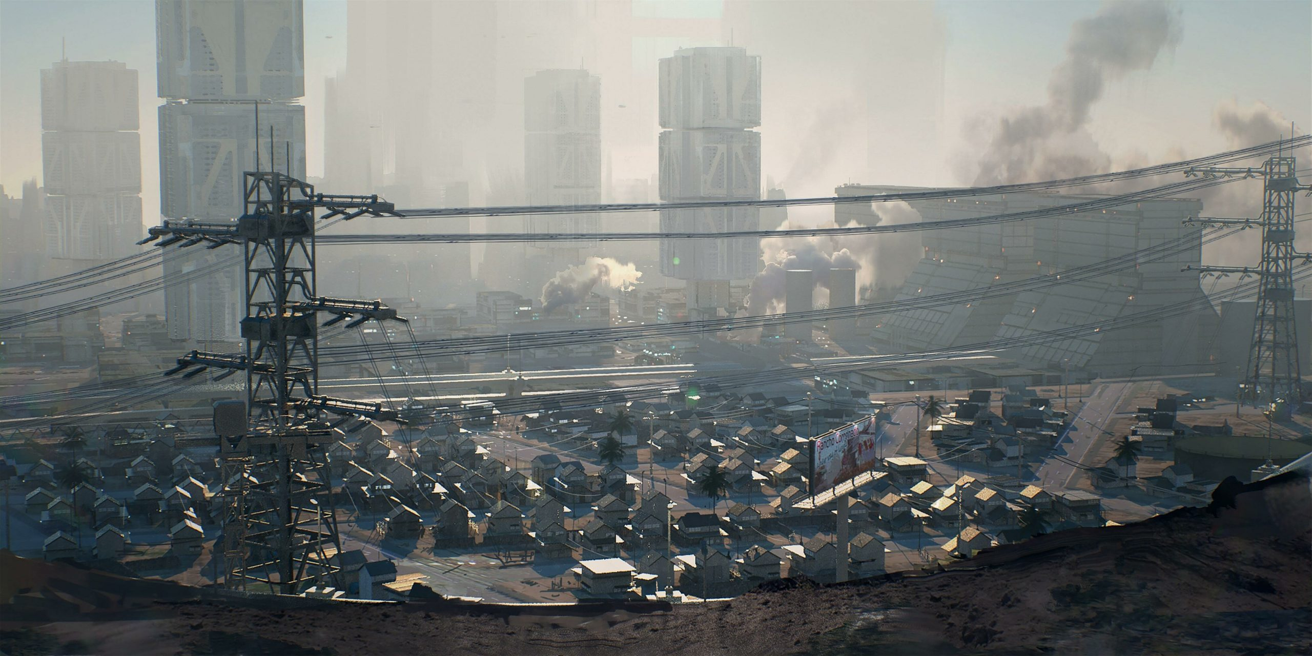 Трейлер, геймплей ианиме отTrigger — что показали напрезентации Cyberpunk 2077? 16