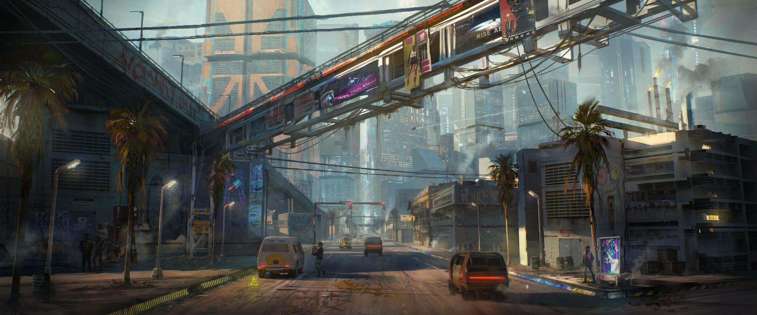 Трейлер, геймплей ианиме отTrigger — что показали напрезентации Cyberpunk 2077? 17