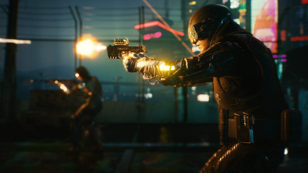 Трейлер, геймплей ианиме отTrigger — что показали напрезентации Cyberpunk 2077? 5