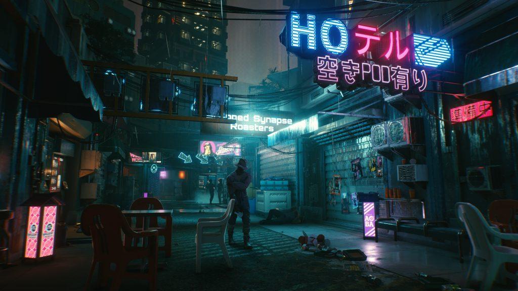 Трейлер, геймплей ианиме отTrigger — что показали напрезентации Cyberpunk 2077? 11