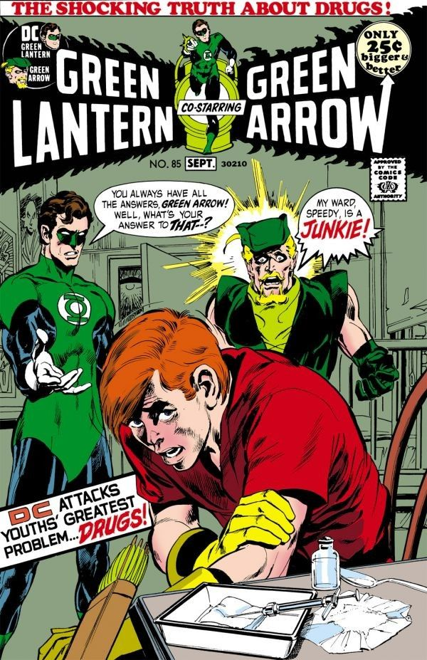 В возрасте 81 года умер Деннис О'Нил, сценарист и редактор комиксов Marvel 1