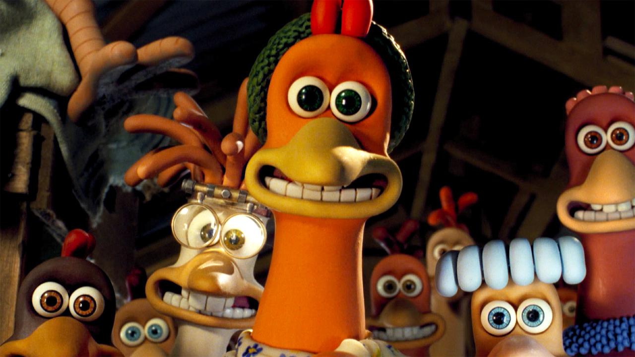 Netflix приобрёл права навторую часть «Побега из курятника»Aardman