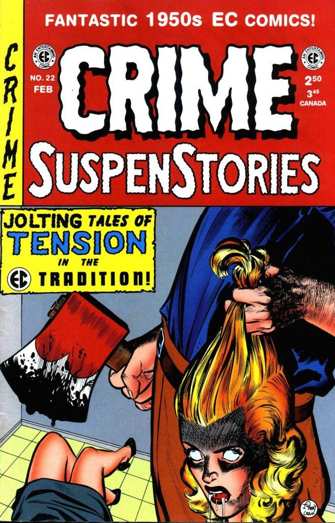 Хоррор-антологии комиксов: от классических монстров к их переосмыслению 4