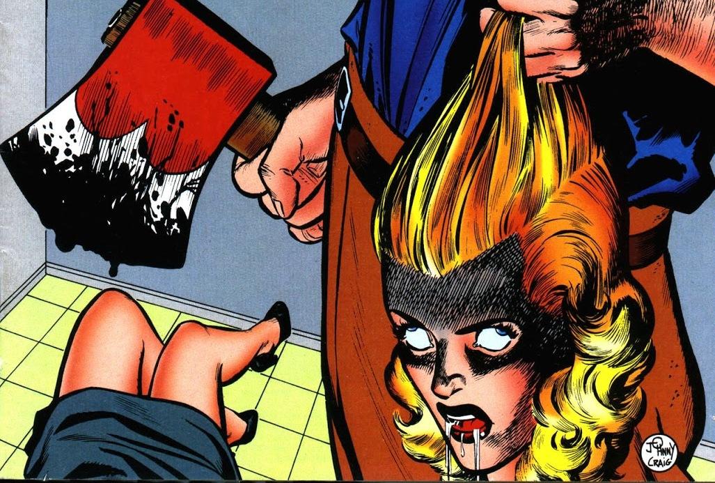 Хоррор-антологии комиксов: от классических монстров к их переосмыслению 12