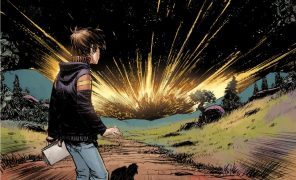 Читаем комикс «Джо-варвар» Гранта Моррисона