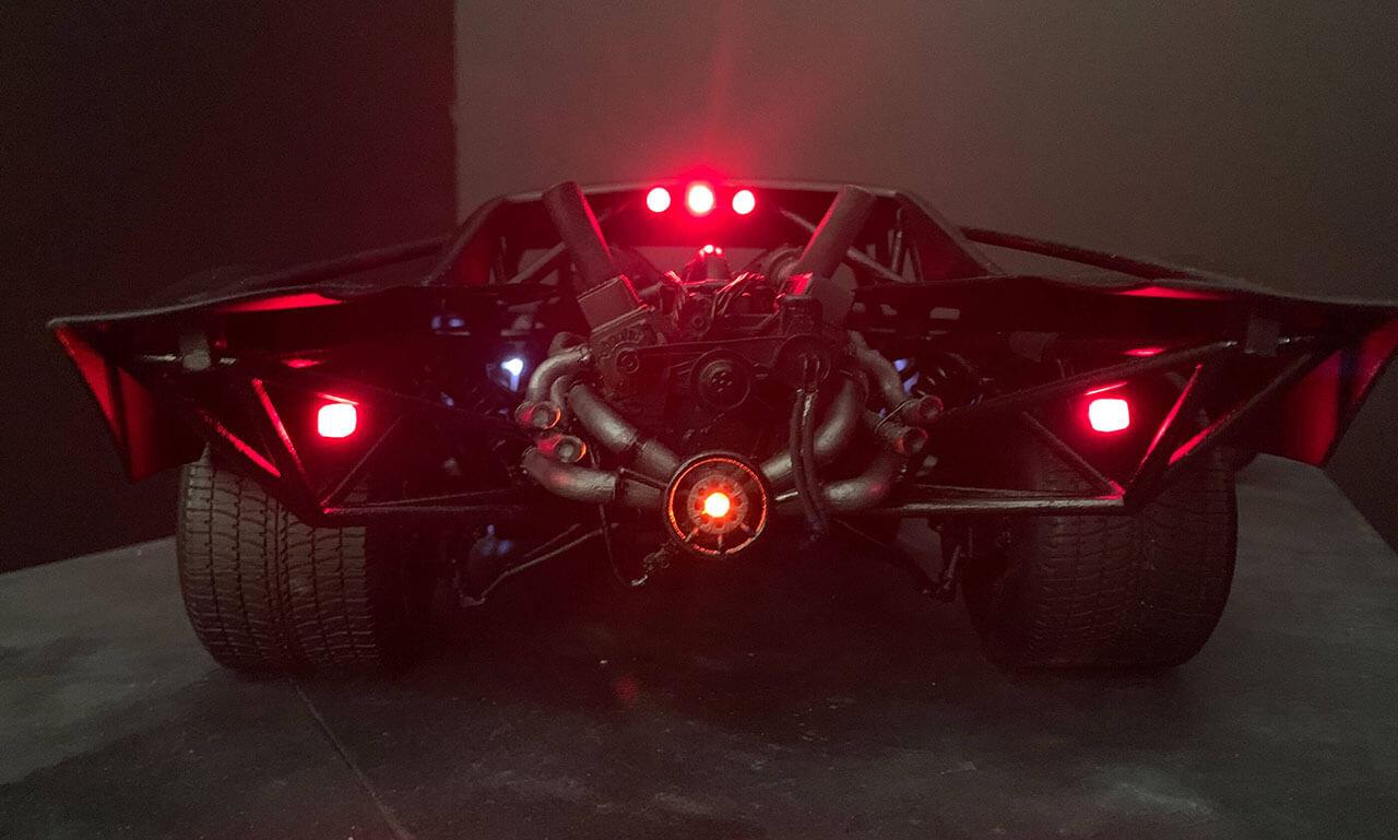 Утечка: вот как будет выглядеть Бэтмобиль в новом«Бэтмене» Мэтта Ривза 2