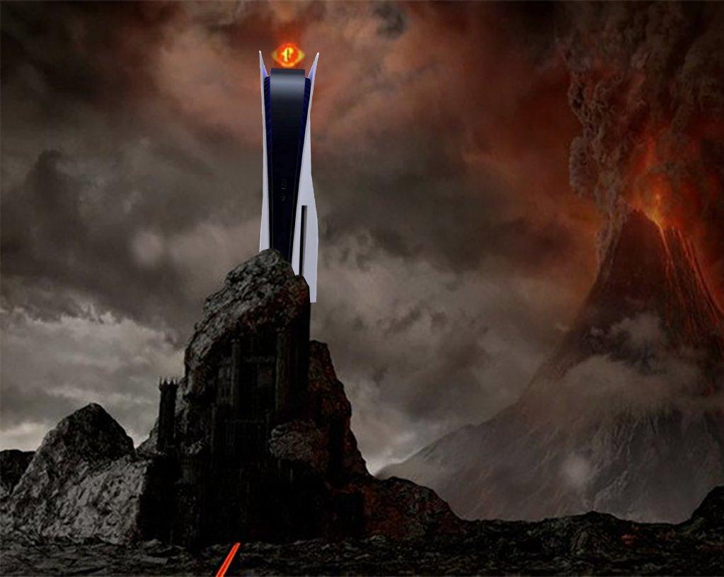 Башня Саурона, Loss и «Витёк» — только мемы проPlayStation5