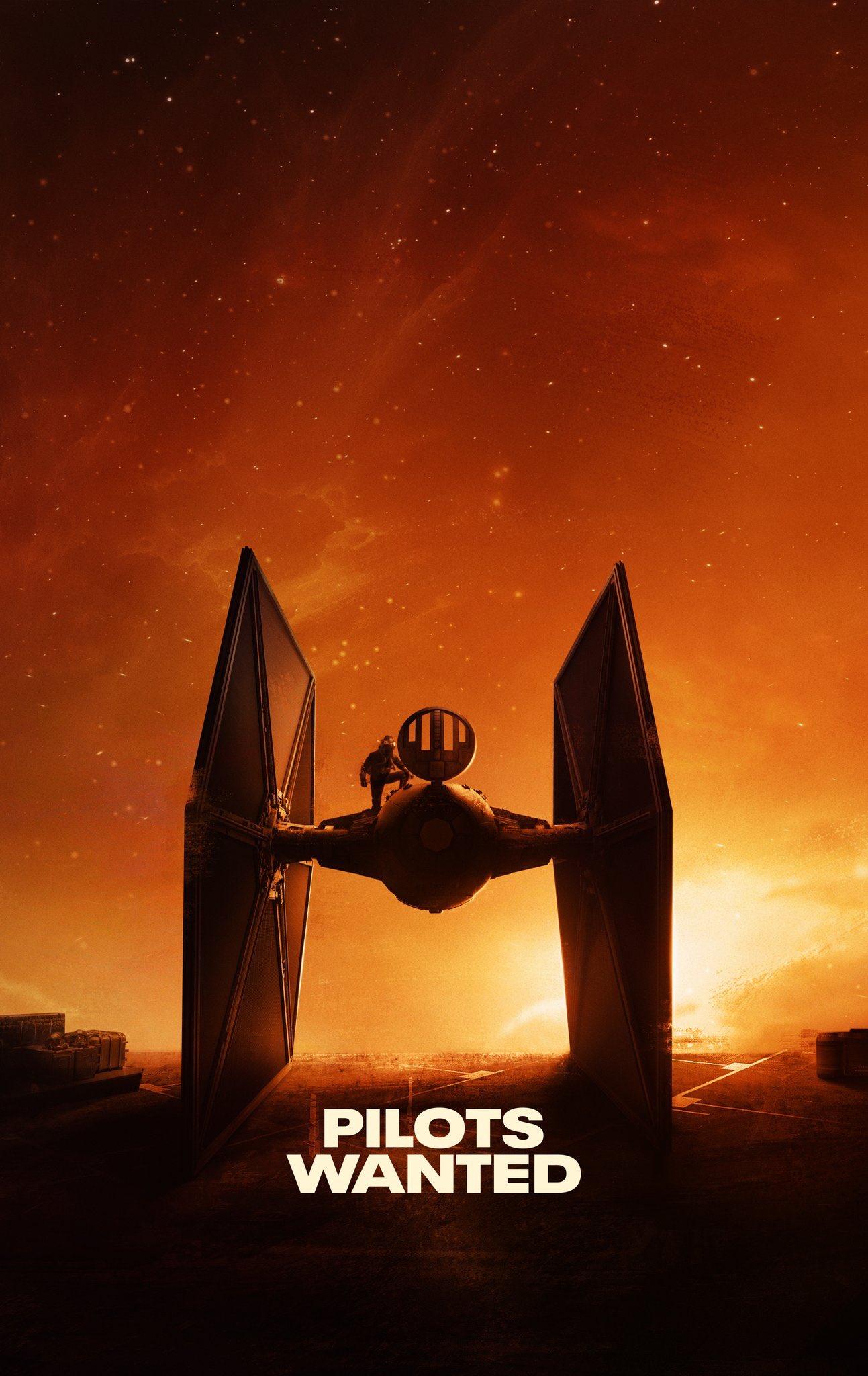 Первый трейлер и детали Star Wars: Squadrons 1