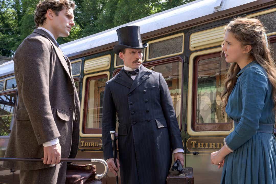 Наследники Конан Дойля подали всуд насоздателей фильма и книг проЭнолу Холмс