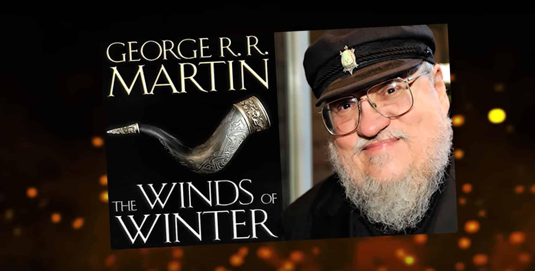 Джордж Мартин перенёс выход «Ветров Зимы» долета 2021-го