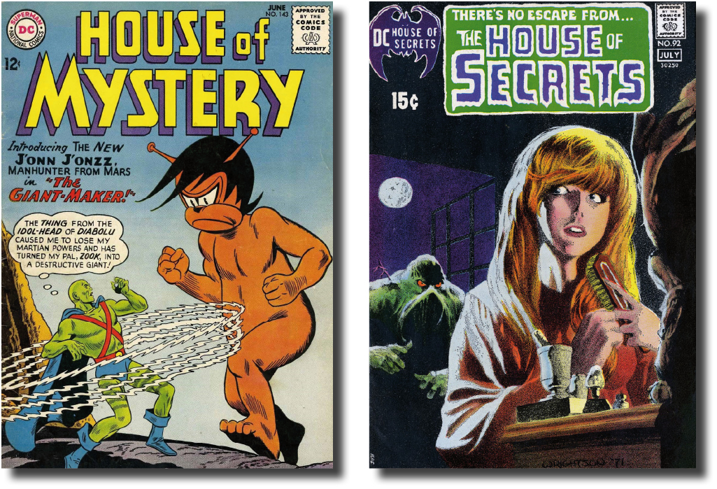 Хоррор-антологии комиксов: от классических монстров к их переосмыслению 8